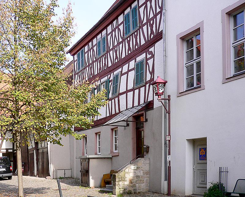 Heppenheimer Altstadtfreunde_Haus Bloch_Nachher
