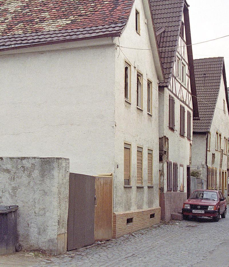 Heppenheimer Altstadtfreunde_kleine Bach Nord_Vorher
