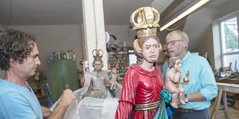 Heppenheimer Altstadtfreunde_Presse_Madonnenprojekt