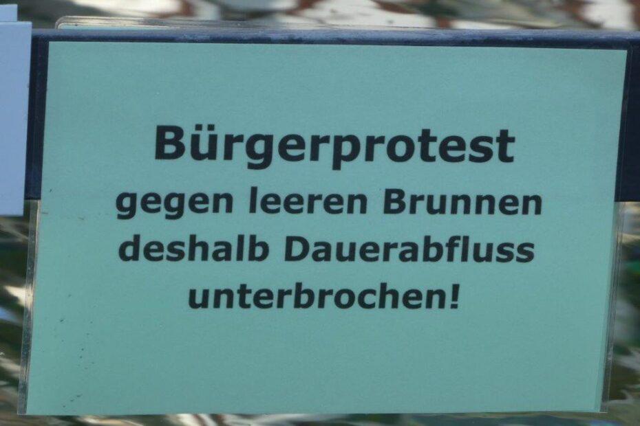 Bürgerprotest